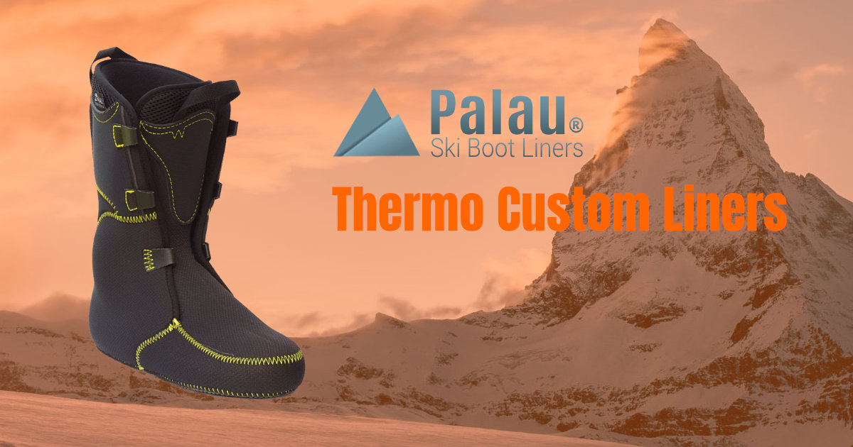 Telemark Archives - Palau Ski Boot Liners